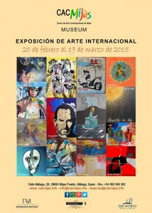 exposicion de arte internacional feb:mar 15